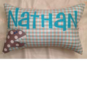 Name Pillow 05