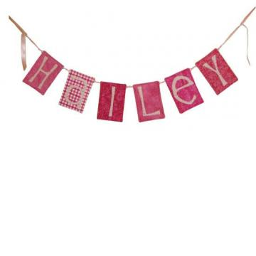 Personalized Name Banner