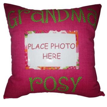 Personalized Grandma Pillow
