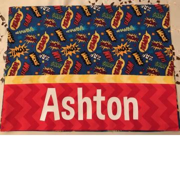 personalized pillowcases with name